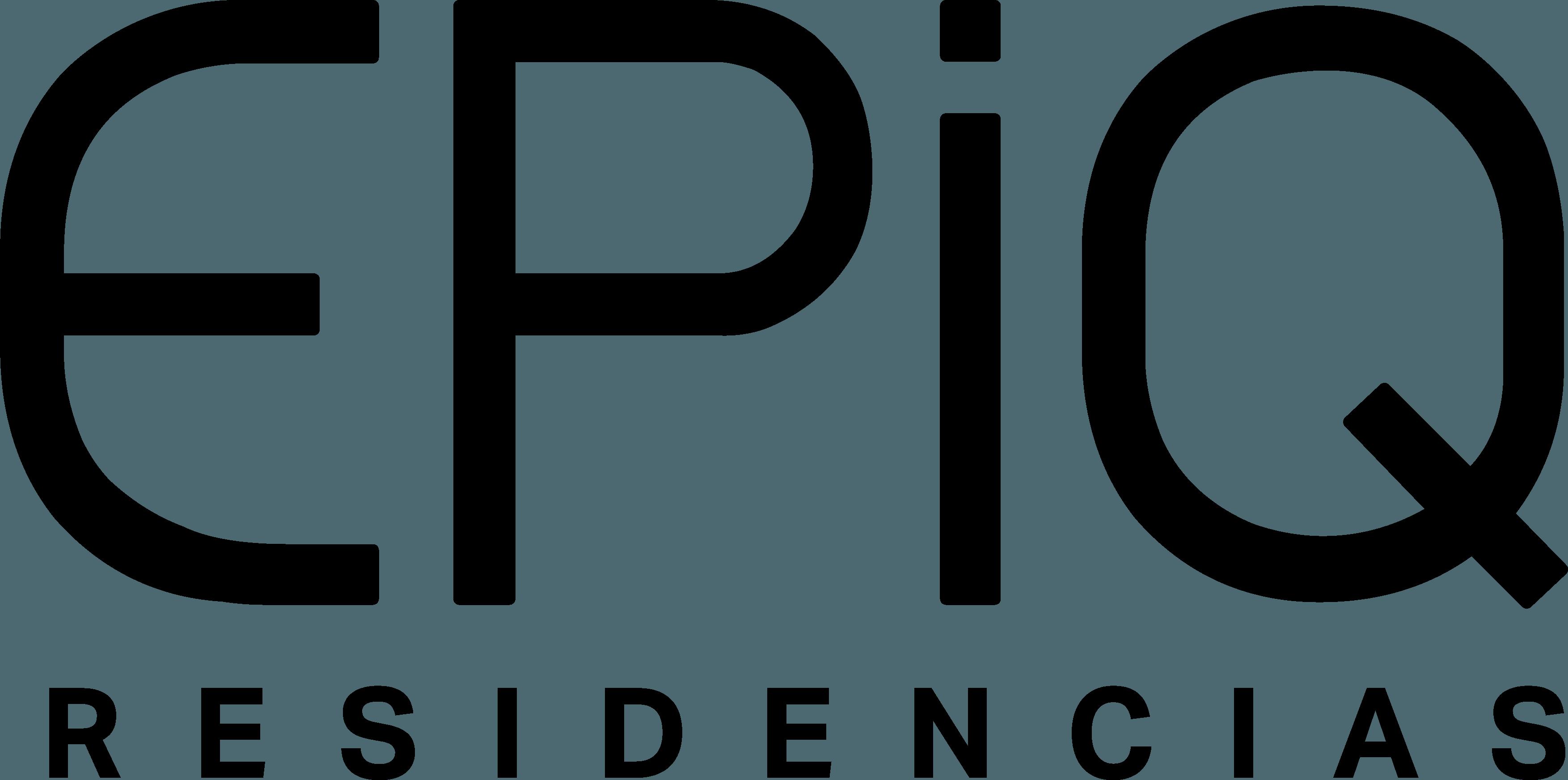 logo nuevo epiq negro