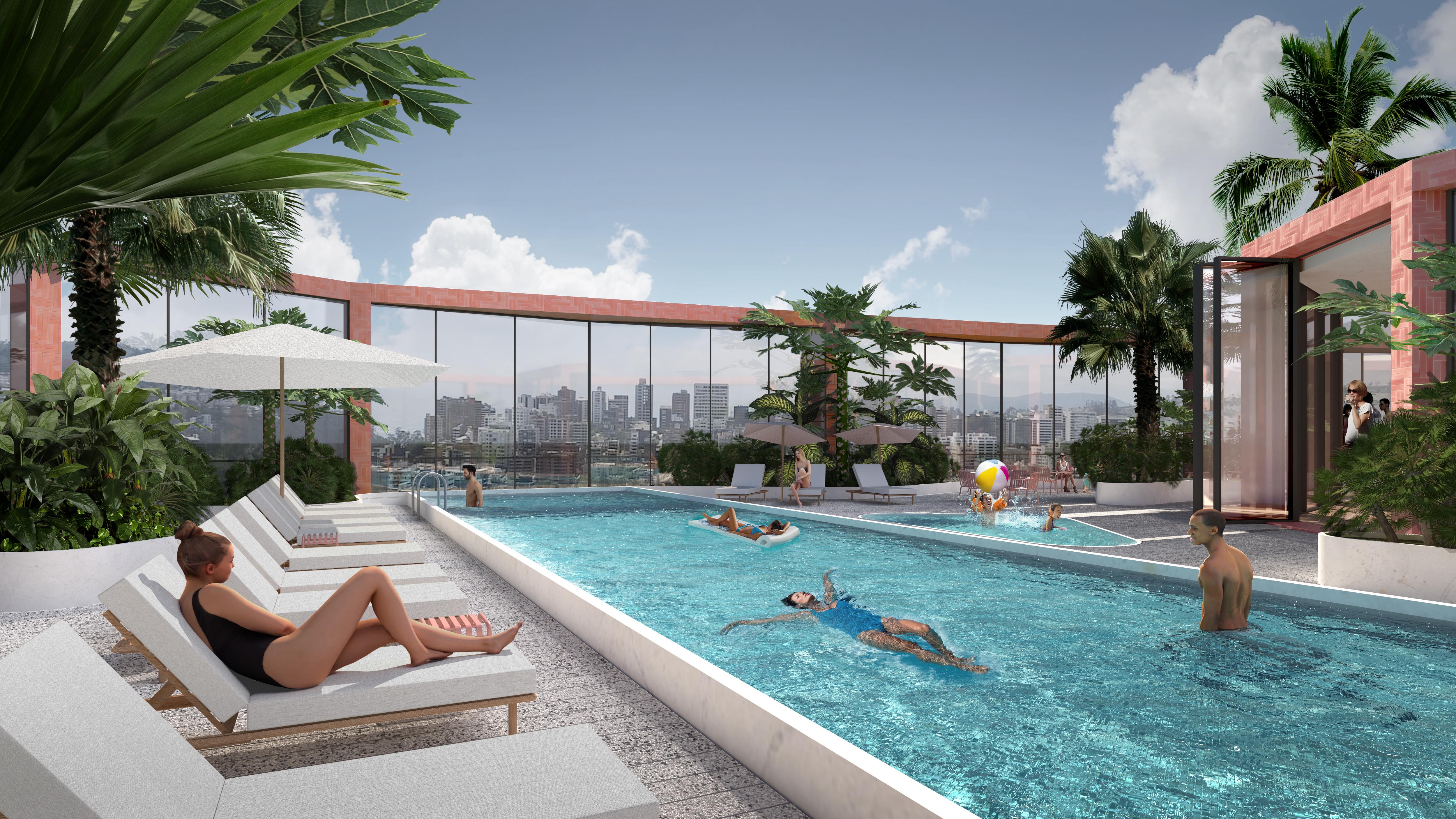 EPIQ - piscina